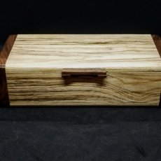 Spalted Wood Box