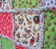 Vintage Toy Holiday Quilt