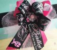 Ballett Keeps Me On My Toes Ribbon Bow Headband