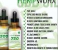 Hempworx CBD Oil 500mg, 750mg