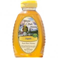 Tupelo Honey Pure Raw Unfiltered 16oz