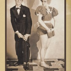 1930s Vaudeville Performers Vintage-like Greeting Card