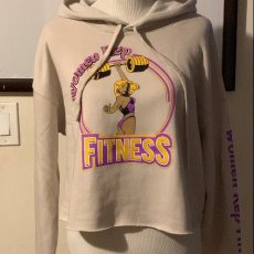 Bella Cropped Hoodies/ tank tops 4 diff colors , fitted tees