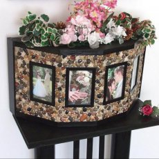 Foyer Quad Picture Planter