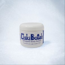 Chiki Buttah Whipped Body Butter - 4oz