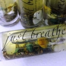 Just Breathe Essential Oil Roller- 10ml (Meditation, Inner Guidance, Combat Anger & Anxiety)