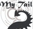 Get off my tail car decal