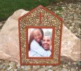 Holy Cross Picture Frame