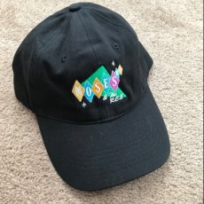 Baseball Cap with band logo