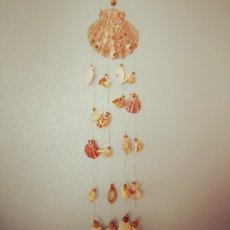 Large Shell Wind Chime