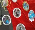 Original, one of a kind, Brooch or pendant.