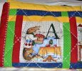 A to Z Baby Quilt