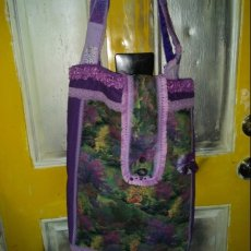 Monet shopping bagS SOLD AT MARKEY