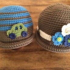 His & Hers Hats