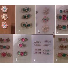 Barrettes & Hair Clip Sets