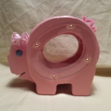 Penny the Pink Pig See-Thru Bank
