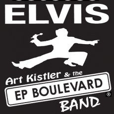 Elvis Tribute Artist Art Kistler & the EP Boulevard Band t-Shirts