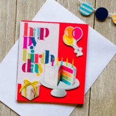 Handcrafted Birthday Card