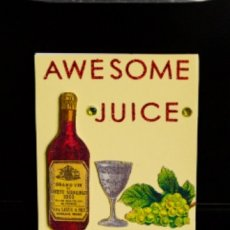 Awesome..Wine themed Note card