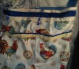 Rooster with pockets shopping bag