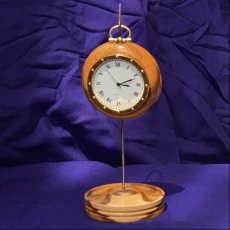 Pocket Watch w/stand