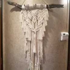 Mesquite Branch Wall Hanging