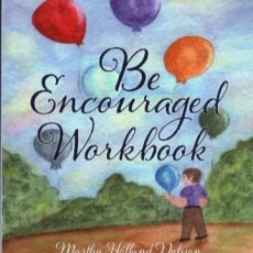 Combo: Be Encouraged and Be Encouraged Workbook