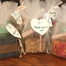Artisan Soap Gift Bags/Baskets/Party Favors