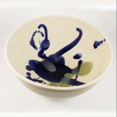 Painted Noodle Bowl