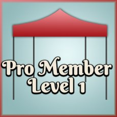 Level 1 Pro Member access