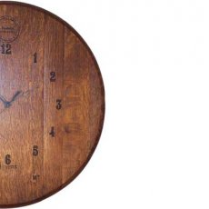 Wine Barrell Clocks