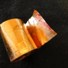 "copper foil 2""x 90"" great for arts and craft projects"