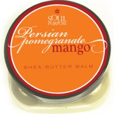Solid Perfume Essence: Persian Pomegranate Mango