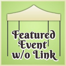 Featured Events w/no Web Link, 3+