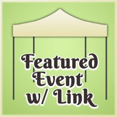 Featured Events w/Web Site Link, 3+