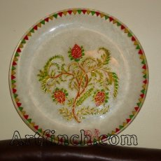 Flower Dish - decorative only