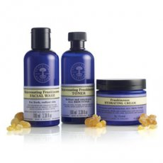 Rejuvenating Frankincense skin care collection