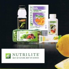 XS Energy Drinks and Nutrilite