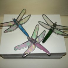 Dragonfly Sun Catcher Ornament