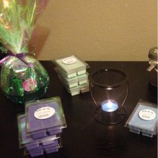 Soy Wax Tarts French Lavender Essential Oil