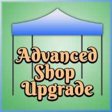 Advanced Shop - $9/month+3% (prorated for current month)