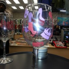 Personalized Wine Glass (small)