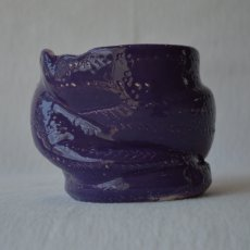 Free Form Vase - Purple
