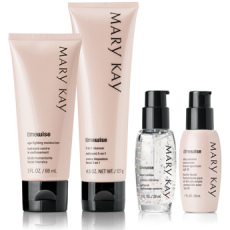 Mary Kay Miracle Skin Care Set for normal to dry skin