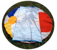 Beach Ball Roundy Towel