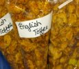 English Toffee Roasted Almonds