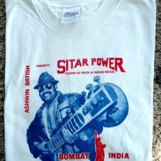 Sitar Power T-Shirt