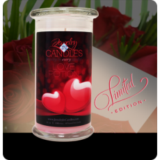 Limited Edition Valentine's Day candle