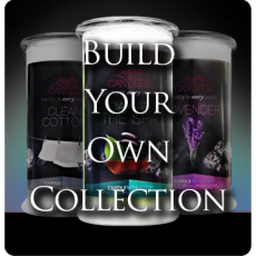 Build your own candle collection