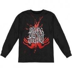 "Bleeding Through ""Roots"" Officially Licensed"" T-shirt Long Sleeve"